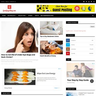 GoodGuysBlog.com - Technology, Business, Marketing, Health, Education, Finance and So on