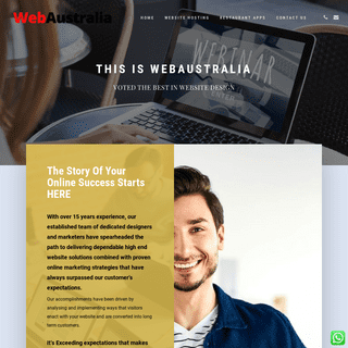 WEBAUSTRALIA - Website and App Developers and Online Marketing Specialists - WEBAUSTRALIA