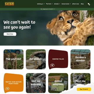 Blair Drummond Safari & Adventure Park - Top family attraction