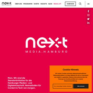 nextMedia.Hamburg – nextMedia.Hamburg
