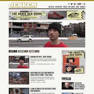 Jenkem Magazine