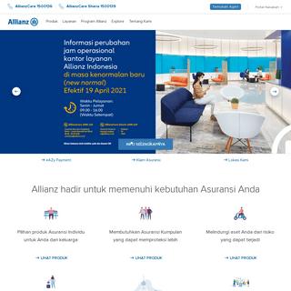 Perusahan Asuransi Allianz Indonesia