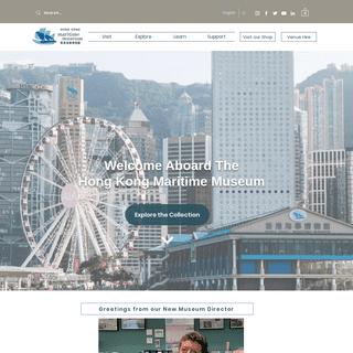 Home - Hong Kong Maritime Museum