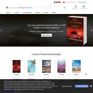 Verlagsgruppe HarperCollins Deutschland GmbH