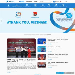 Tập đoàn Bưu chính Viễn thông Việt Nam - VNPT