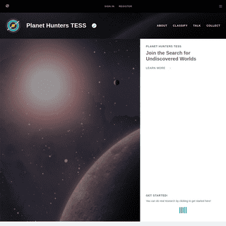 Planet Hunters TESS - Zooniverse - People-powered research