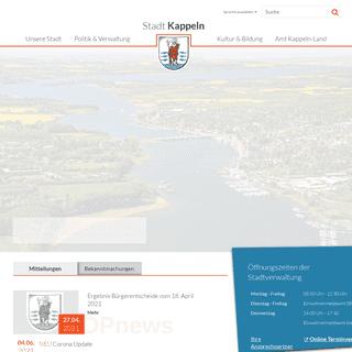 Stadt Kappeln