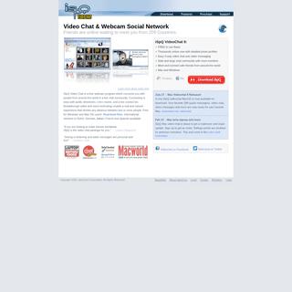 iSpQ Video Chat - Social Webcam Network