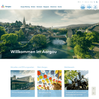 Aargau Tourismus