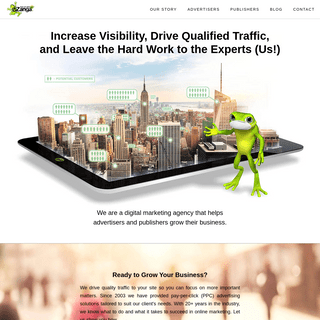 Increase Visibility and Drive Qualified Traffic