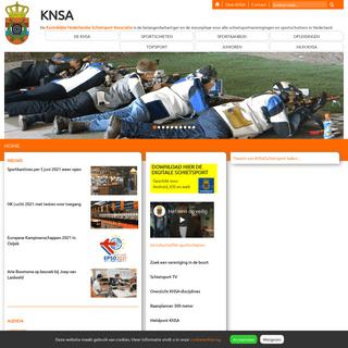 KNSA - Koninklijke Nederlandse Schietsport Associatie