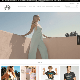 Chaser Brand - Official Site– chaserbrand.com
