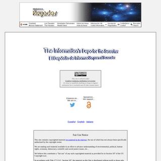 A complete backup of https://bibliotecapleyades.net
