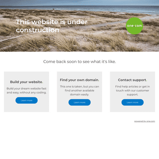 Hosted By One.com - Webhosting made simple