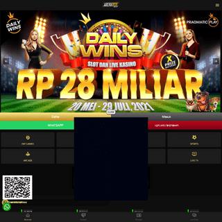 Arenawin- 5 Daftar Situs Judi Bola Online Resmi & Terpercaya