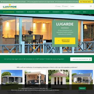 Lugarde - Tuinhuizen, Overkappingen & Garages