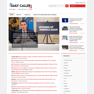 A complete backup of https://dailycallernewsfoundation.org