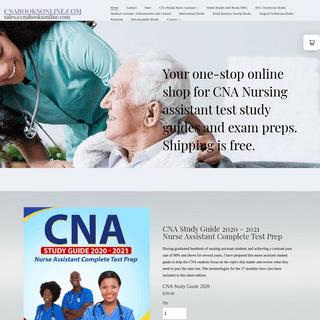 CNA Books Online - Nurse Assistant test prep