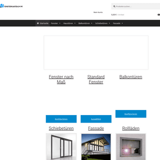 Fenster online kaufen – Der Online Shop für Ihre Fenster