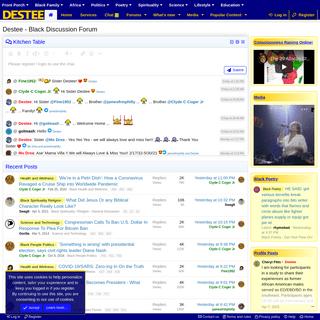 Destee - Black Discussion Forum