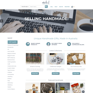 Uniquely Australian Handmade - Buy & Sell on Madeit