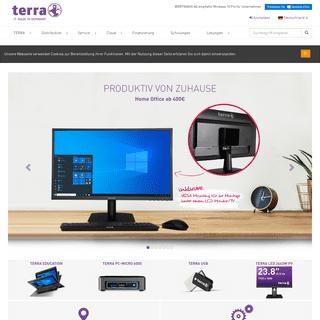 TERRA HOME - WORTMANN AG - IT Made in Germany