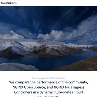 Naken Web Server