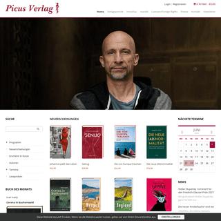 Home - Picus Verlag