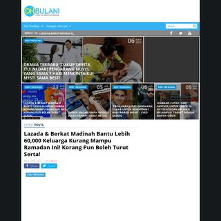 OHBULAN! - Laman Socialtainment No 1 Malaysia
