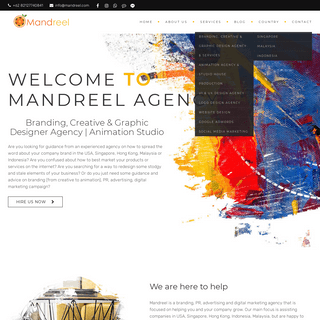 Branding, Creative & Graphic Design Agency - Animation Firm & Studio