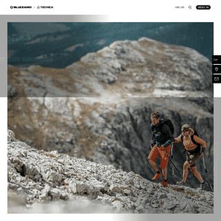 Blizzard Ski, Tecnica Ski Boots, Tecnica Trekking Shoes and Trail Shoes