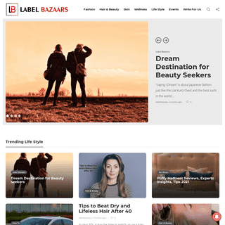 Label Bazaars - The Ultimate Fashion Blog