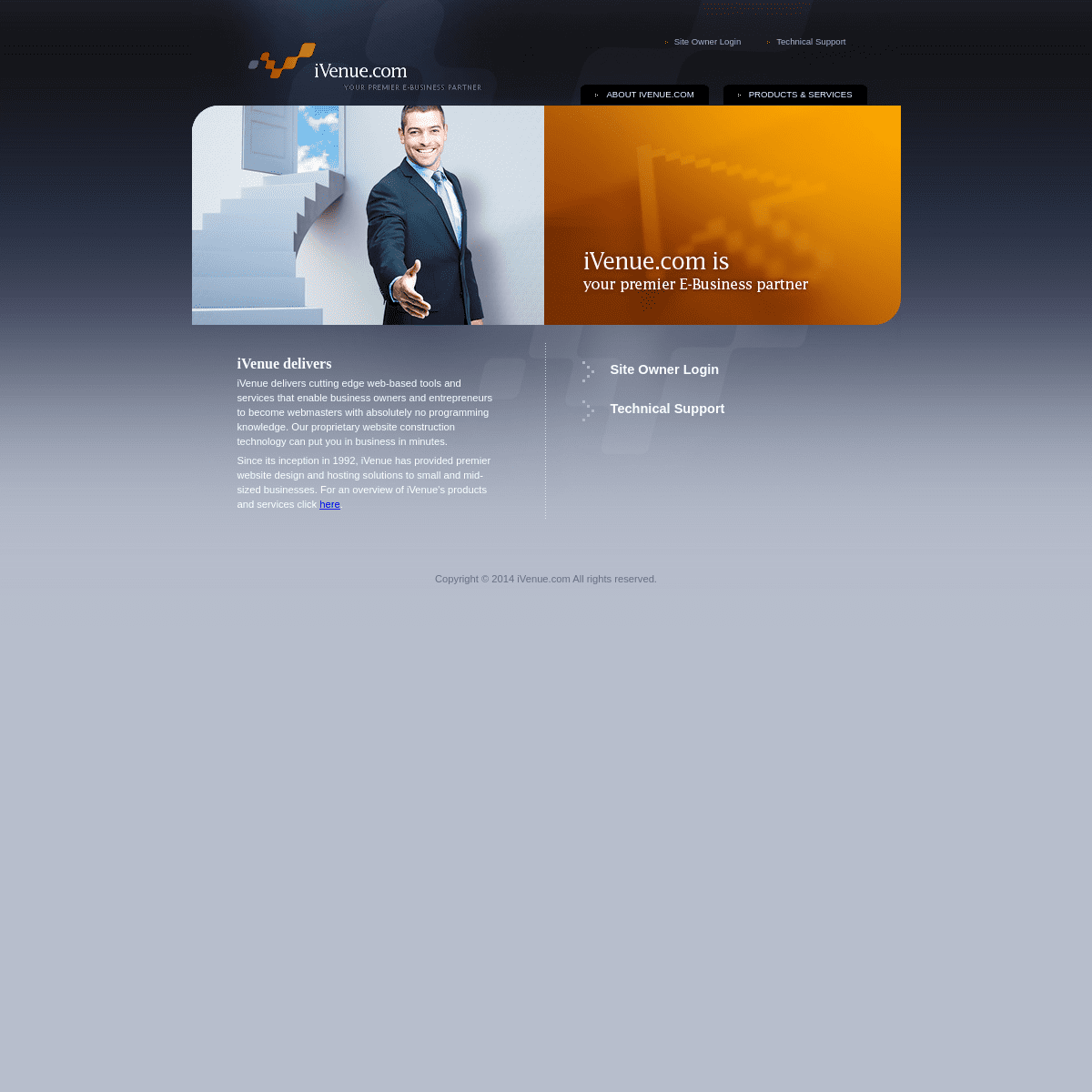 - iVenue.com