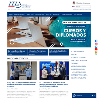 ITLA - Instituto Tecnológico de Las Américas