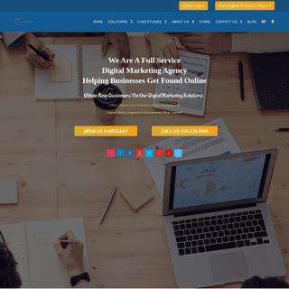 Digital Advertising Agency San Francisco Bay Area - Internet Marketing, Online Advertising Agency