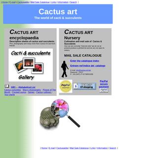 Cactus-art