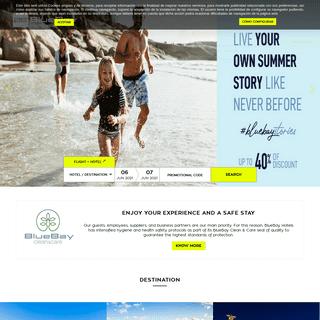 Bluebay Hotels and Resorts