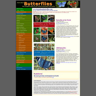learnaboutbutterflies.com