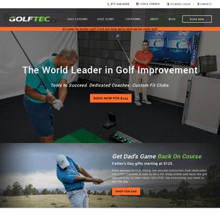 Golf Lessons, Golf Instruction & Custom Club Fitting - GOLFTEC