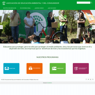 Asociación de Educación Ambiental y del Consumidor