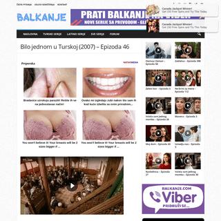 Bilo jednom u Turskoj (2007) – Epizoda 46