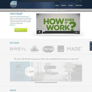 Desall.com - Design on Demand
