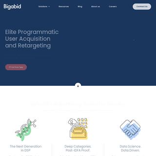 Bigabid - Mobile App Marketing Services To Grow Your App