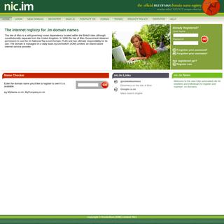 IM Domain Registry -