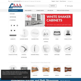 AAA Distributor, Inc. - Kitchen Bath Flooring in Philadelphia – AAADistributor.com