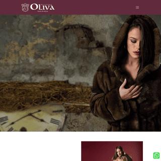 Oliva – Veste in pelle – Un nuovo sito targato WordPress