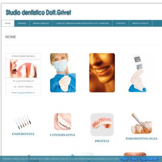 Studio Dentistico Dott. Grivet
