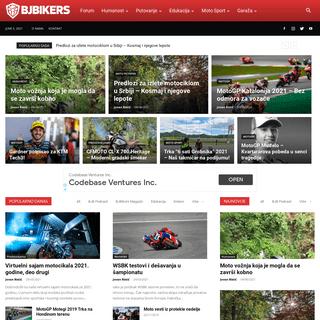 BJBikers Magazin - Motori, forum, moto sport, trackday, skuteri