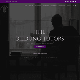 The Bildung Tutors – Learn not for school but for life