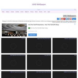4K 8K Wallpaper Background - Ultra HD Wallpapers - UHD